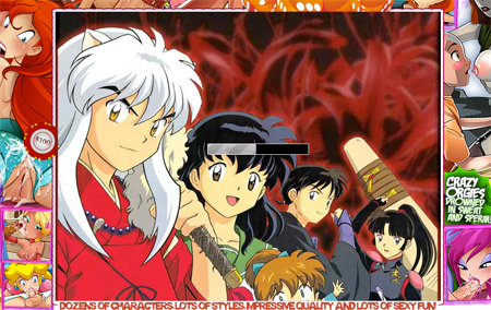 Inuyasha XXX Game
